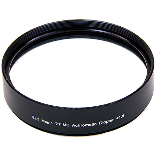 77mm SLR Magic MC Achromatic Diopter +1.8
