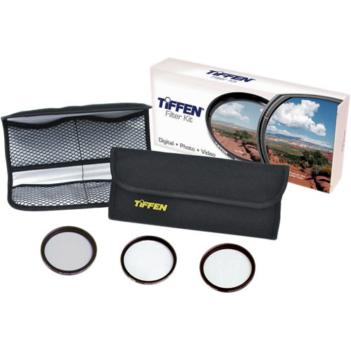 77mm 1/2 Black Pro Mist Filter – Tiffen