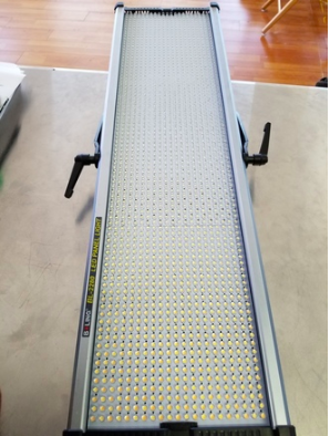h30Xw7 inches BOLING BI-COLOR LED LIGHT PANEL