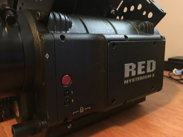 Red One Mysterium-X
