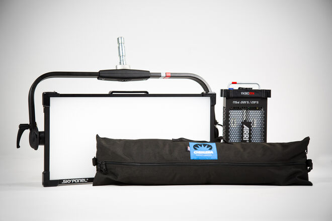 ULTIMATE LIGTHING PACKAGE — 2x Skypanel, 8x Tube Astera)