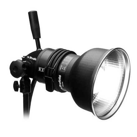 Profoto Pro Head with Reflector