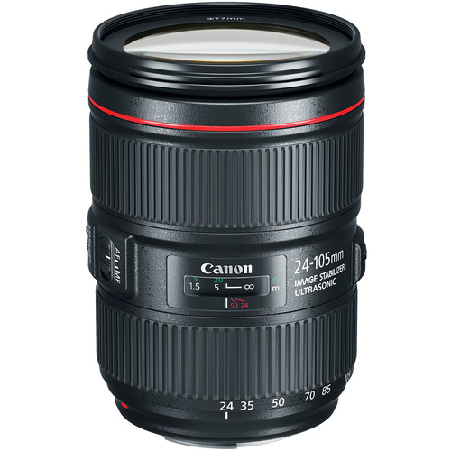 Canon EF 24-105mm f/4L IS USM AF
