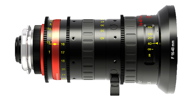 Angenieux Optimo style 16-40mm t2.8 PL
