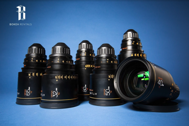 Atlas Orion Anamorphic 6-Lens Set
