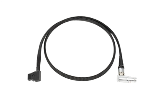 P-tap to Alexa Mini/Amira Power Cable (right angle)