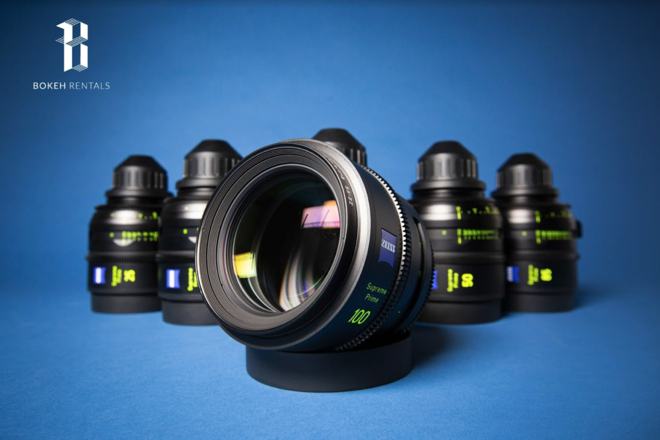 Zeiss Supreme Prime 6 Lens Set!