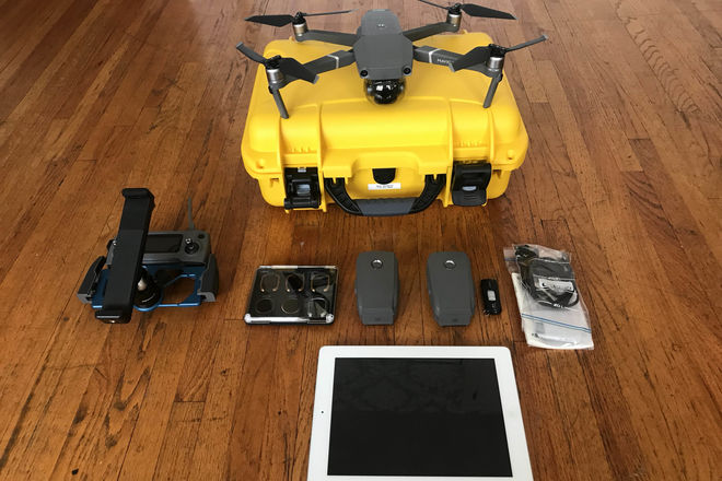 DJI Mavic 2 Pro + PolarPro ND + CINE LUTS! Great Bundle!