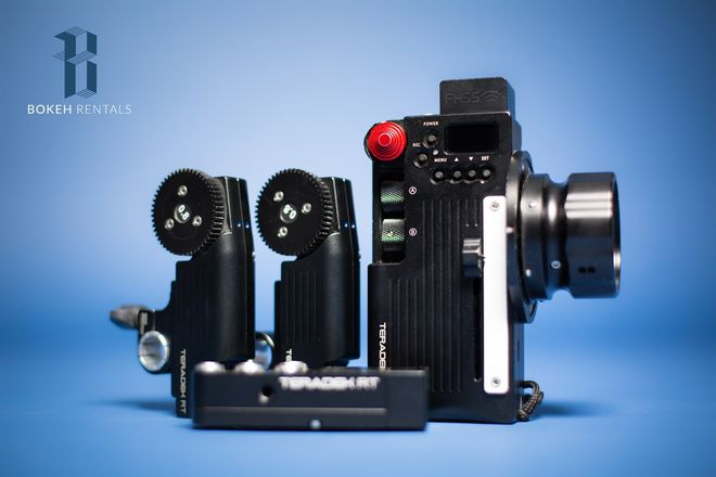 Teradek RT Motion Follow Focus - 2 Motors, 3.1 MDR