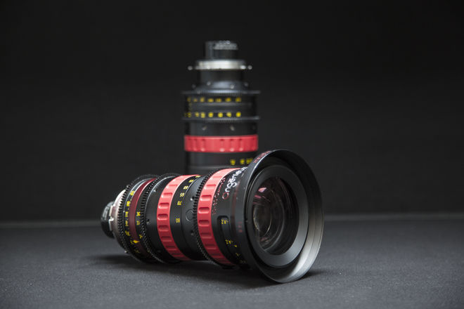 Angenieux Optimo DP Cine Zoom Set FREE DELIVERY, NEW