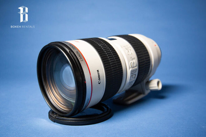 Canon EF 70-200mm Lens