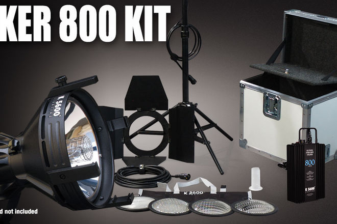 K 5600 Lighting Joker-Bug 800 HMI 800W kit