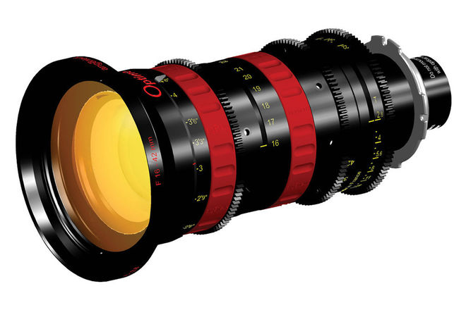 Angenieux Optimo DP 16-42 T2.8 FREE DELIVERY NEW