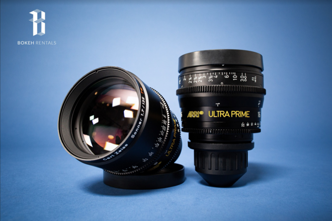 Arri/Zeiss Ultra Prime Pick 3