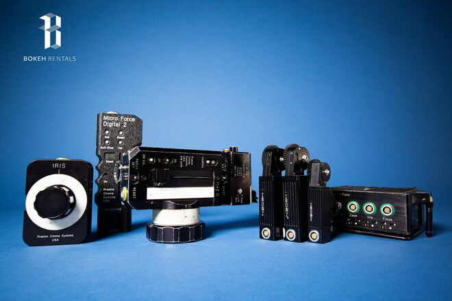 Preston Cinema Systems FIZ 2 Wireless Follow Focus System