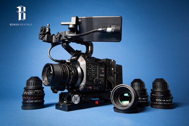 Canon C500 w/ Zeiss Super Speeds