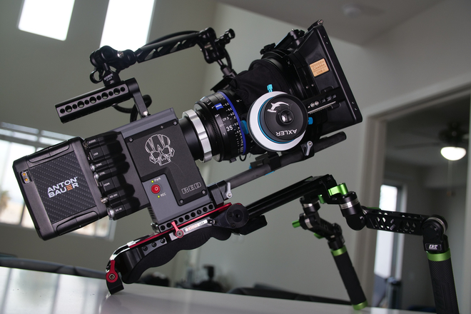 RED Scarlet-W Dragon 5K FREE DELIVERY 2-Day Minimum